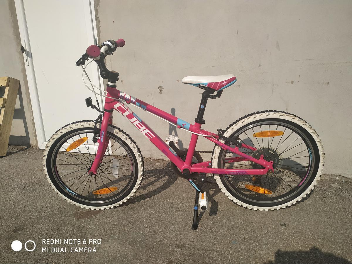 27ac5cd0d1e5f Bicykel CUBE 20