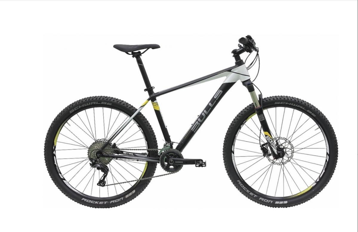 0509a3cf4 Predam bicykel Bulls Copperhead 3 S model 2016, minimalne používaný, cca do  najazdených 200 km, bez poškodenia a škrabancov, v 100% stave.