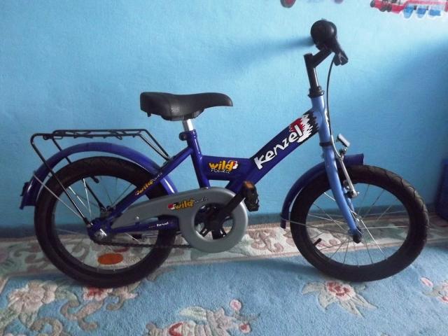 fa6d2b98ab Predam detsky bicykel Kenzel 16 quot