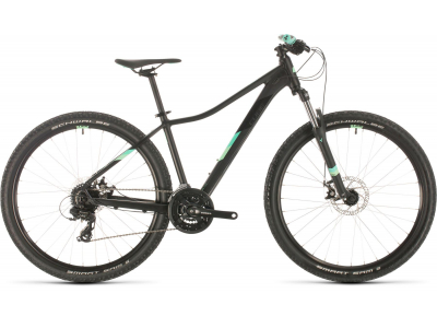 CUBE ACCESS WS  black´n´mint 2020