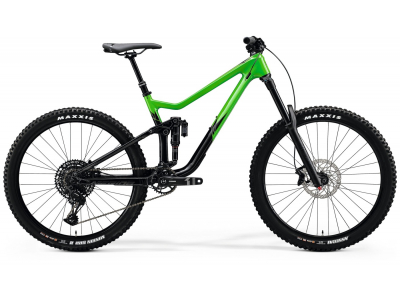 Merida ONE-SIXTY 3000 FLASHY GREEN/GLOSSY BLACK 2020