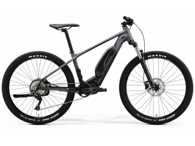 MERIDA eBIG.SEVEN 300 SE MATT DARK GREY/BLACK 2020