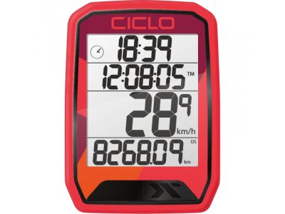 CICLOSPORT PROTOS 213 red