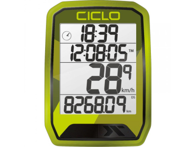 CICLOSPORT PROTOS 213 green