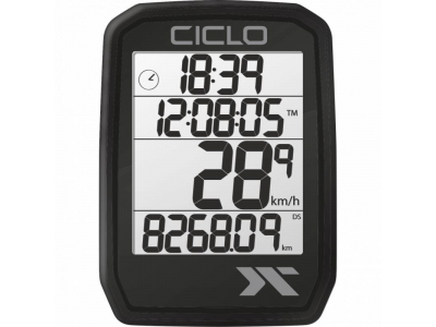 CICLOSPORT PROTOS 205 blk