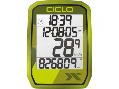 CICLOSPORT PROTOS 205 green