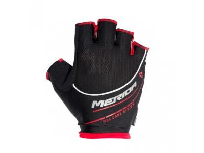 Rukavice MERIDA SPORT III červeno-čierne 511574e83e