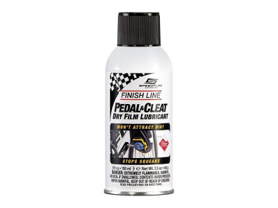 FINISH LINE Pedal nad Cleat Lubricant 150 ml sprej