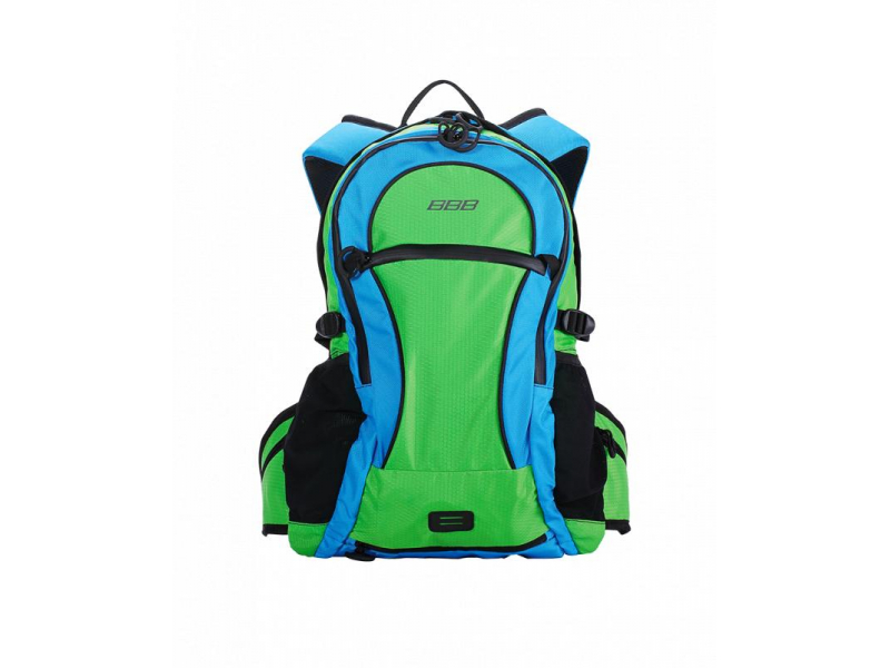 f0a84317d581 Batoh BBB BSB-121 TRAILPACKER zelená/modrá